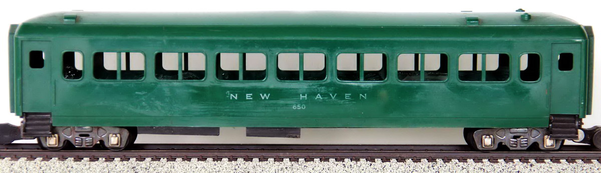 American Flyer Trains By Gilbert And Lionel Passenger Cars