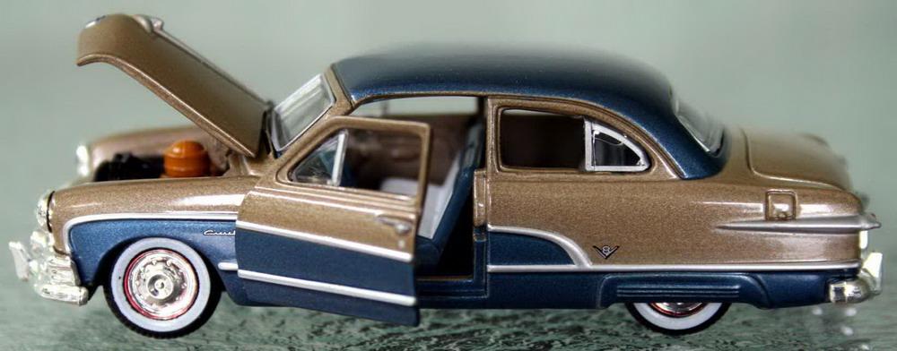 1963 Crestliner Mustang